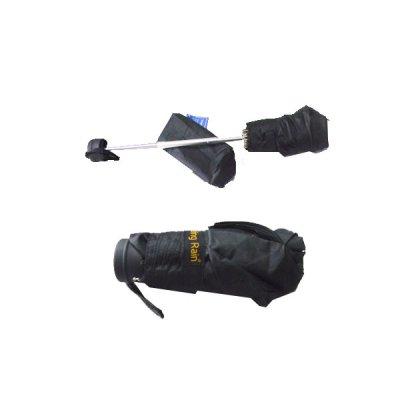 Зонт женский механический 301 черный **