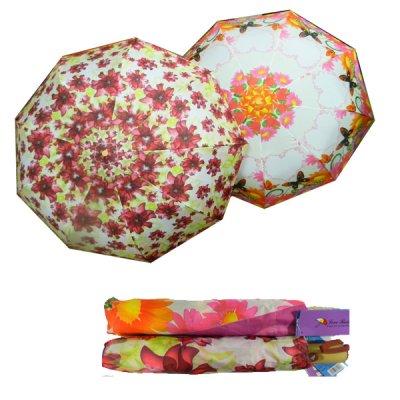 Зонт женский полуавтомат 1901-6 **