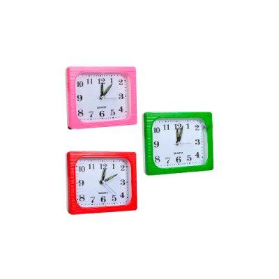 Часы - будильник Квадрат Х2 - 15 12 х 10 х 4 см **