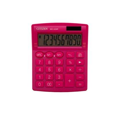 """Калькулятор """"Citizen"""" SDC-810 NRPKE-pink 10р."""