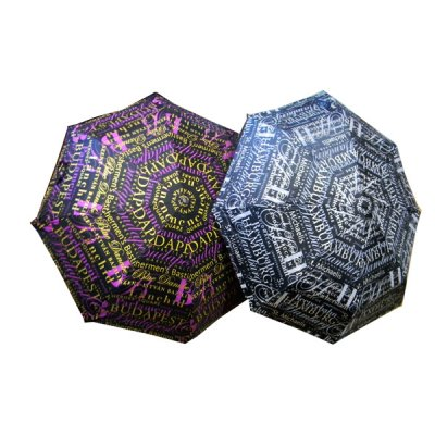 Зонт женский  механический 37 Mix **
