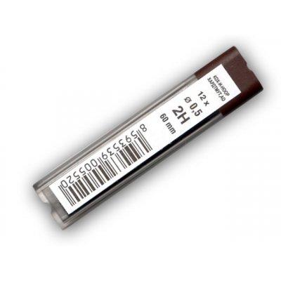 """Грифель для механического карандаша  """"K-I-N"""" 0,5 2H"""
