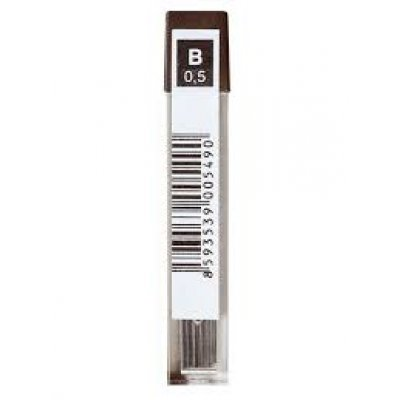 """Грифель для механического карандаша """"K-I-N"""" 0,5 B"""
