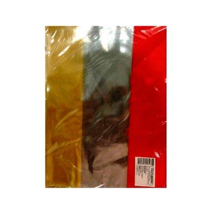 Обложка А4 с цветным кантом 2606-ТМ