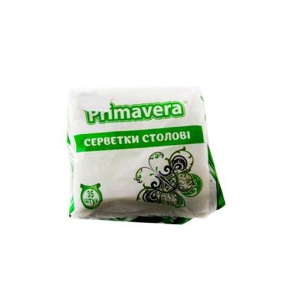 """Салфетки бумажные """"Paper Next"""" (35 шт) белая **"""