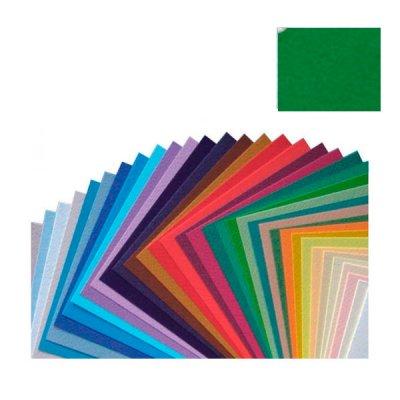 """Бумага для пастели """"Tiziano"""" В2 160 г/м2 12 prato зелёная среднее зерно"""