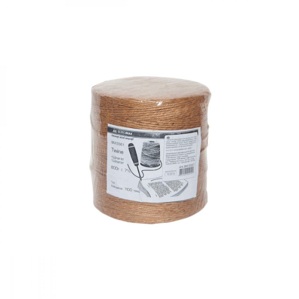 Шпагат-нить прошивки документов BuroMax BM5561 0,8 кг (1100 TEX)