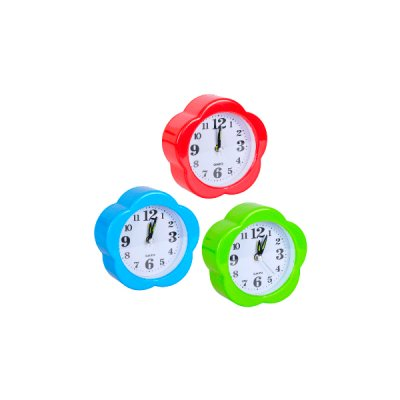 Часы - будильник Ромашка 807 10 х 10 х 4 см **