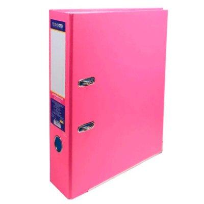 """Сегрегатор А4 70 мм """"Economix"""" E39721-09 (С) розовый **"""