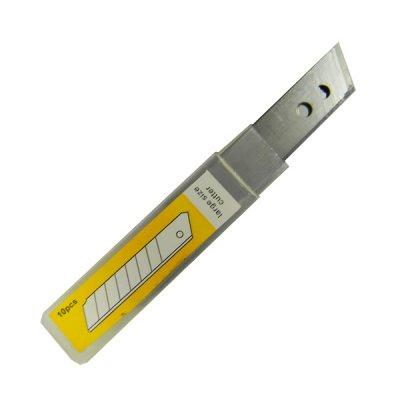 Лезвия к ножам 18 мм  LZ19825-18 (10 шт)