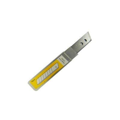 Лезвия к ножам 9 мм  LZ19825-9 (10 шт)