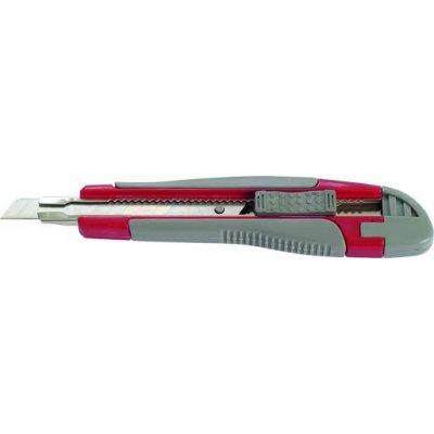 Нож канцелярский 9 мм Axent 6701-01 блистер