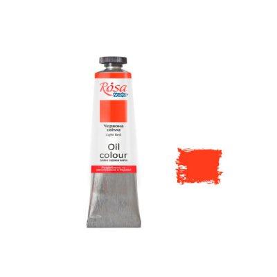 Краска масл. Rosa Studio 326533 60мл св.красн.