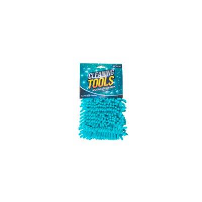 Запаска для швабры E72706 43х13см с микрофиброй ЛАПША *