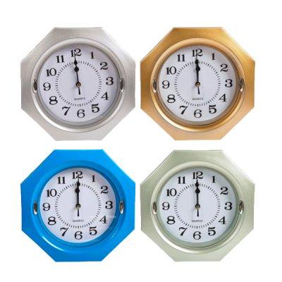 """Часы настенные """"Фигурные"""" X2-33 22х22х4 см  Mix  **"""