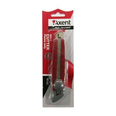 Нож канцелярский 18 мм Axent 6604