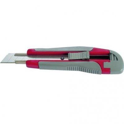 Нож канцелярский 18 мм Axent 6702 блистер