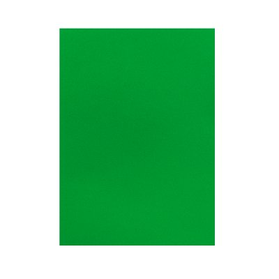 Бумага цветная А 4 10 л Фоамиран 1,5 мм  15K-7047 самоклейка темно-салатовый