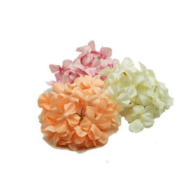 Голова цветка Гортензия 20 см Mix **