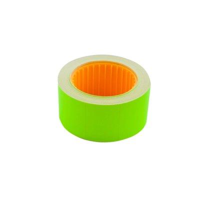 Ценник прямоугольный 30х20 BuroMAX 282104-04 (300 шт) 6 м зеленый