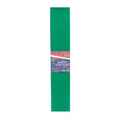 Бумага гофрированная Krepina 100% 8031 зеленый