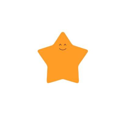 "Блок бумаги  липкий ""Axent"" 2444-03 ""Star"" 50л"
