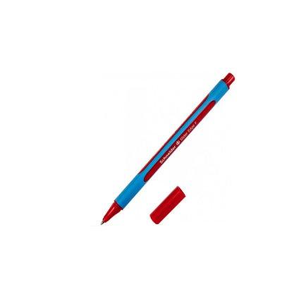 "Ручка масляная ""Schneider"" Slider Edge S152002 F красная 0,5 мм"