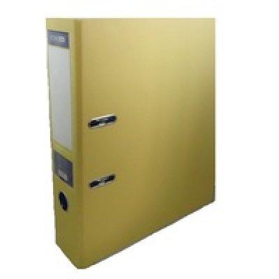 Сегрегатор А4 70 мм Economix Е39721-05 (С) желтый **
