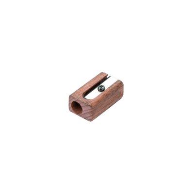 Точилка  Economix O-40675 TROPIC деревянная