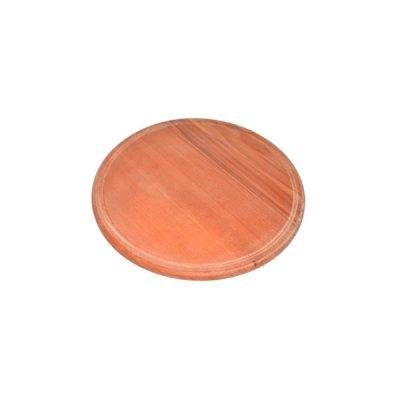 Деревянная доска для пиццы D25,5см с пропиткой **
