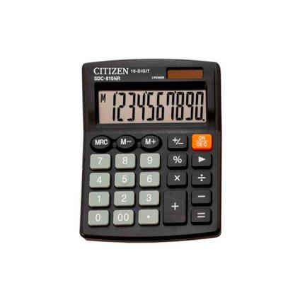 """Калькулятор """"Citizen"""" SDC-810 NR 10р."""