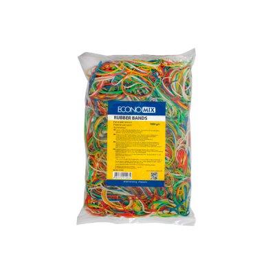 """Резинка упаковочная """"Economix"""" E41503 цетная 1 кг **"""