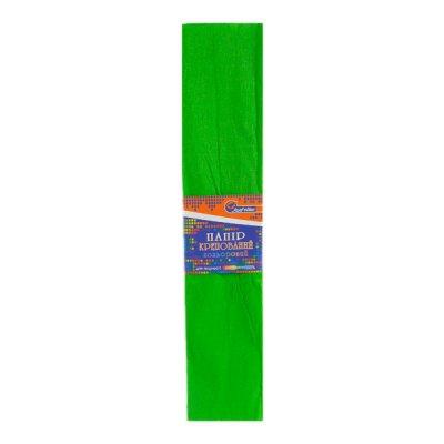 Бумага гофрированная Krepina 100% 8035 светло-зеленая