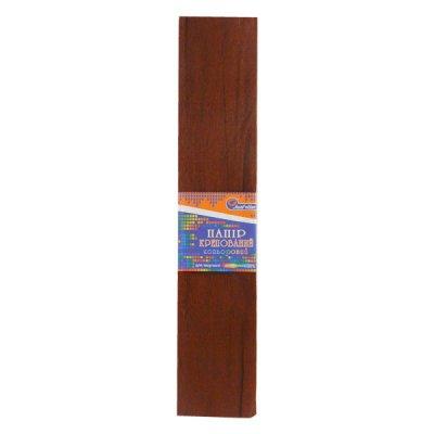Бумага гофрированная Krepina 100% 8043 коричневый