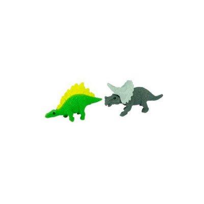 """Ластик """"CFS"""" CF81758 """"Динозавр"""" (2шт)"""