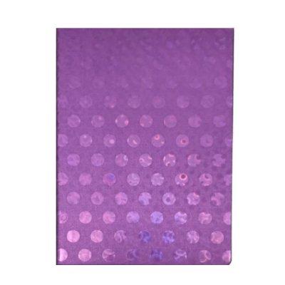 """Блокнот А5 80 л # в клетку """"М"""" 8938 интеграл, фиолетовый"""