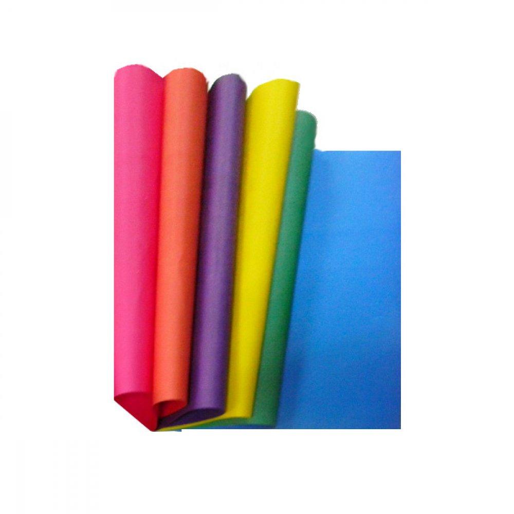Бумага цветная  А 4 12 л двухсторонняя