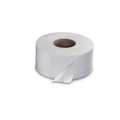 Бумага туалетная Pro Standart бел. 1-сл. (200м) *