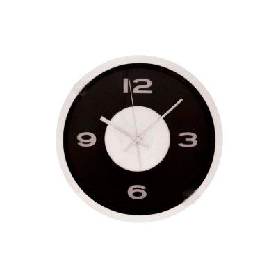Часы настенные Economix E51809-01 Promo черные **