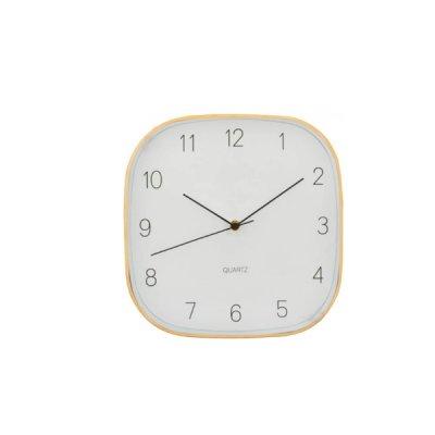 Часы настенные Optima O52080-15 Promo Jewel золотые **