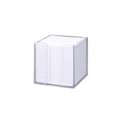 Бокс с бумагой 90х90х850л  прозрачный