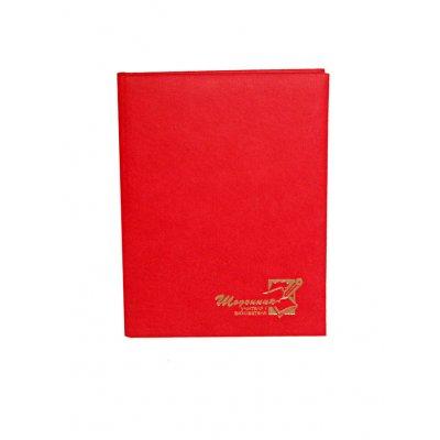 Деловой дневник в233 05К учителя  красн.