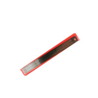 Линейка металлическая  20 см 1018-20