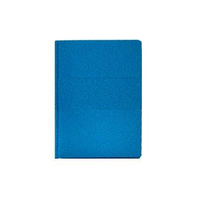 """Ежедневник """"BRISK"""" недатированный А5 3В-43 """"Cambric"""" (176 л) голубой"""