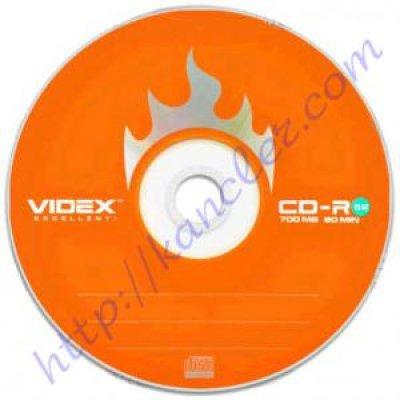"CD-R матрица ""Videx"" 52х 700Mb (Bulk 50) **"