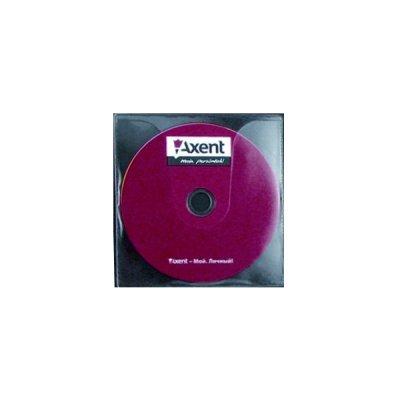 "Карман пл. CD ""Axent"" 2521-00 самокл. (6шт)"