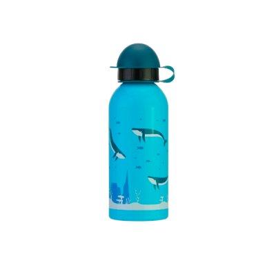 Бутылка для воды CoolForSchool О61304 Whale 500мл **