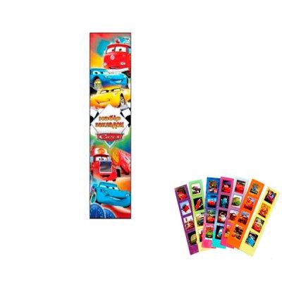 """Закладка для книг """"Тачки2"""" ZK79 (7шт)"""