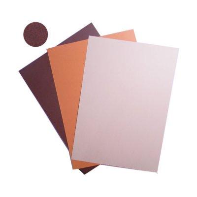 "Бумага для дизайна ""Colore"" А4 200 г/м2 26 marone коричневый"