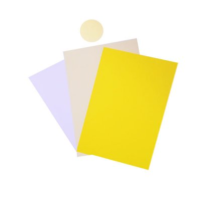 """Бумага для дизайна """"Colore"""" А4 200 г/м2 37 onice крем"""